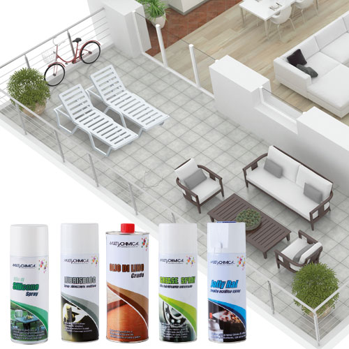 i prodotti giusti per la cura della casa